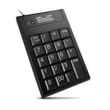 TECLADO NUMERICO USB KLIP EXTREME NEGRO