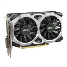 TARJETA DE VIDEO GEFORCE MSI GTX 1650 SUPER VENTUS XS OC 4G GDDR6 PCIeX 3.0 P/N GEFORCEGTX1650SUPERVENTUSXSOC