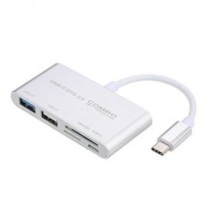 LECTOR TIPO C COMBO 5 EN 1 USB 3.0 MODELO T693