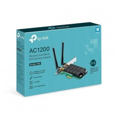 ADAPTADOR PCI EXPRESS WIRELESS DUAL BAND AC1200 ARCHER T4E TP-LINK P/N ARCHER T4E