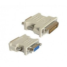 ADAPTADOR DVI 24+5 (MACHO) A VGA (HEMBRA) P/N XTC-362
