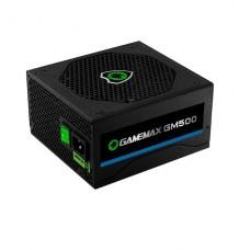 FUENTE DE PODER GAMEMAX 500W 80 PLUS BRONCE SEMIMODULAR P/N GM-500