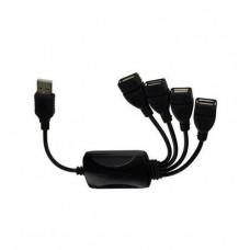 HUB XTECH USB 2.0 4 PUERTOS TYPE A P/N XTC-320