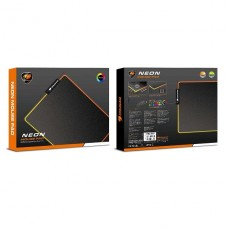 MOUSE PAD COUGAR NEON RGB MEDIANO P/N 3MNEOMAT.0001