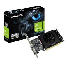 TARJETA DE VIDEO GIGABYTE GF GT 710 2GB GDDR5 PCIE 2.0 X8 PERFIL BAJO DVI, HDMI P/N GV-N710D5-2GL