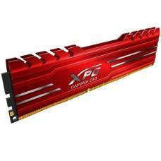 MEMORIA UDIMM DDR4 XPG ADATA RED 8GB 2666MHZ D10 P/N AX4U266638G16-SRG