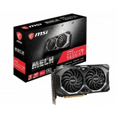 TARJETA DE VIDEO MSI RX5600 6GB XT PCIeX P/N RADEONRX5600XRMECHOC