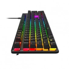 TECLADO MECANICO GAMER HYPERX ALLOY ORIGINS RGB, USBC EXTRAIBLE P/N HX-KB6RDX-LA