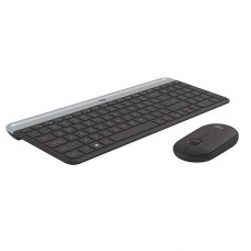 KIT TECLADO Y MOUSE LOGITECH WIRELESS MK470 p/n 920-009266