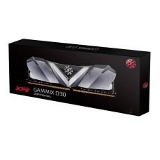 MEMORIA UDIMM DDR4 XPG ADATA BLACK 8GB 3000 MHZ D30 GAMMING X P/N AX4U300038G16-SB30