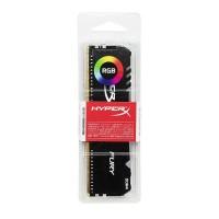 MEMORIA DDR4 KINGSTON HYPERX FURY BLACK 16GB 2400 MHZ RGB P/N HX424C15FB3A16
