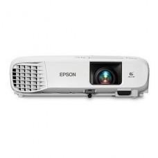 PROYECTOR EPSON POWERLITE W39 3500 LUMEN WXGA HDMI 2XRJ45 WIFI OPCIONAL  P/N V11H854020