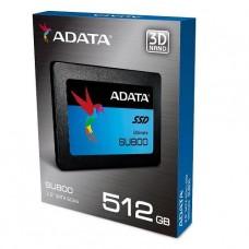 DISCO ADATA DE ESTADO SOLIDO SSD 512GB SU800 P/N ASU800SS-512GT-C
