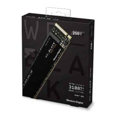 DISCO WESTERN DE ESTADO SOLIDO SSD 250GB SN750 BLACK M.2 2280 NVMe PCIEx P/N WDS250G3X0C